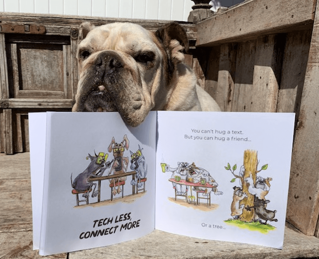 Road Dogs and Rescue The Bulldog Guide to Happiness