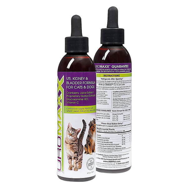 UroMaxx Urinary Supplement for Dogs & Cats